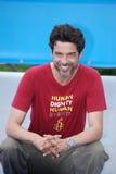 Alessandro Gassmann al Giffoni Film Festival 2013 Imagens de Stock Royalty Free