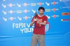 Alessandro Gassmann al Giffoni Film Festival 2013 Imagenes de archivo