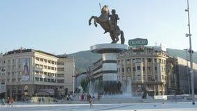 Alessandro Magno Skopje archivi video