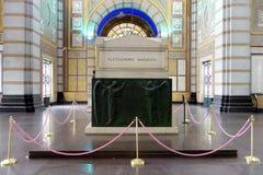 Alessandro Manzoni grób Obrazy Royalty Free