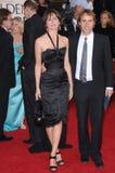 Alessandro Nivola,Emily Mortimer Stock Image