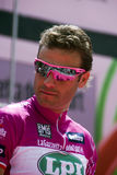 Alessandro Petacchi bij d'Italia van Giro 100 Royalty-vrije Stock Fotografie