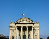 Alessandro Volta Temple Royalty Free Stock Photography