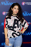 Alessia Cara. At the AFI FEST 2016 Premiere of `Moana` held at the El Capitan Theatre in Hollywood, USA on November 14, 2016 Royalty Free Stock Image