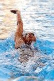 Alessia Filippi. MILAN, ITALY - SEPT 21:  Alessia Filippi swimming champion during the performance september 16, 2008 in Milan, ITALY Stock Photos