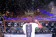 Alesso (Swedish disc jockey and electronic dance music producer) Stock Photography