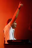 Alesso (Swedish DJ and electronic dance music producer) performs at FIB Festival Royalty Free Stock Photos