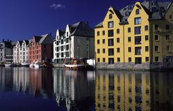 Alesund Photo stock