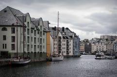 Alesund Imagens de Stock Royalty Free