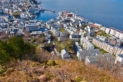 Alesund Photos stock