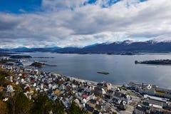 Alesund Στοκ φωτογραφίες με δικαίωμα ελεύθερης χρήσης