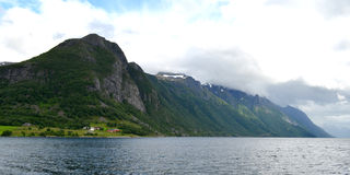 Alesund area, Norway Royalty Free Stock Photography