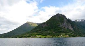 Alesund area, Norway Royalty Free Stock Photos