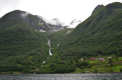 Alesund area, Norway Stock Images