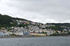 Alesund area, Norway Royalty Free Stock Photo