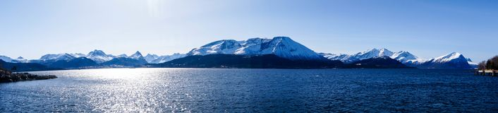 Alesund en Noruega fotos de archivo