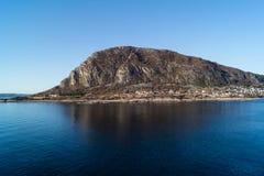Alesund en Noruega foto de archivo libre de regalías