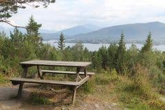 Alesund, natureza Imagem de Stock Royalty Free