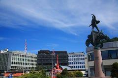 Alesund Royalty Free Stock Image