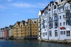 Alesund Royalty Free Stock Images