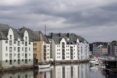 Alesund Norway - Europe Stock Photography