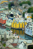 Alesund Royalty Free Stock Photo
