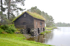 Alesund område, Norge Royaltyfri Bild
