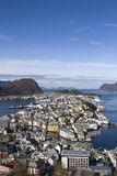 Alesund Royalty Free Stock Images