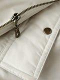 Aleta de bolso e zipper Imagem de Stock Royalty Free
