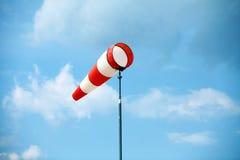Aleta de vento Imagens de Stock