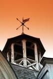 Aleta de vento. Imagem de Stock
