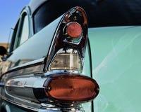 aleta del coche 50s Imágenes de archivo libres de regalías