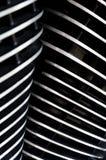 Aletas de enfriamiento del motor de Motorcylce Imágenes de archivo libres de regalías