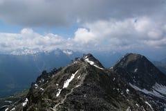 Aletsch Glacier, Valais, Switzerland Royalty Free Stock Photo