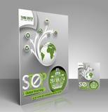 Aletta di filatoio di Eco Immagini Stock Libere da Diritti