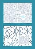 Aletta di filatoio, opuscolo, disposizione del libretto Modello editabile A5 di progettazione royalty illustrazione gratis