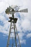 Aletta di vento Fotografia Stock