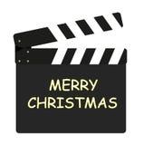 Alettone della pellicola - Buon Natale illustrazione vettoriale