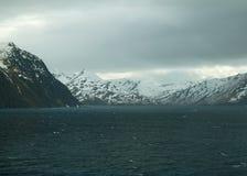 Aleutian Island Coast Stock Photography