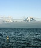 Aleutian islands royalty free stock photo