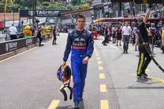 Alex Albon, Monaco 2019