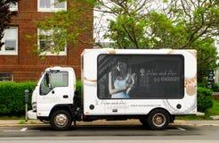 alex ani ciężarówka Zdjęcie Royalty Free