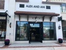 Alex and Ani, Disney Springs, Orlando, Florida. Alex and Ani located at Disney Springs in Orlando, Florida Royalty Free Stock Photography