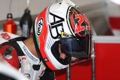 Alex Baldolini Triumph Daytona 675 Power Suriano Stock Photography