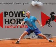 Alex Bogomolov della Russia, tennis 2012 Immagini Stock