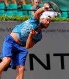 Alex Bogomolov della Russia, tennis 2012 Fotografia Stock Libera da Diritti