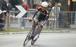 Alex Cano Ardila Team Columbia Stock Photos