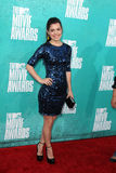 Alex Frnka arriving at the 2012 MTV Movie Awards Royalty Free Stock Images
