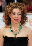 Alex Kingston Royalty Free Stock Photography