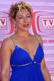Alex Kingston Stock Image